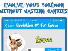 Evolution CP for Pokémon Go 1.00 Screenshot