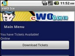 eWO Ice Work Order Tool 2.5 Screenshot