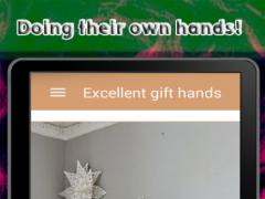 Excellent gift hands 3.0 Screenshot