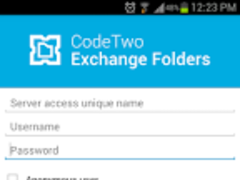 Exchange Folders 1.2.1.1 Screenshot