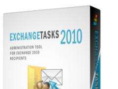 Exchange Tasks 2010 3.5.6.6 Screenshot