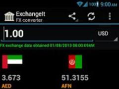 ExchangeIt 1.3 Screenshot