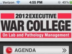 Executive War College 1.0 Screenshot