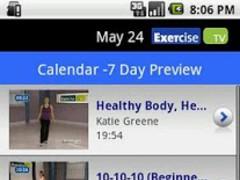 ExerciseTV 1.0.20 Screenshot