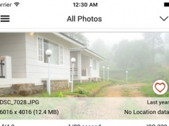 Exif Viewer by Fluntro for DSLR Photography 2.6 Screenshot