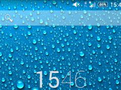 eXp Theme - Drops 1.0 Screenshot