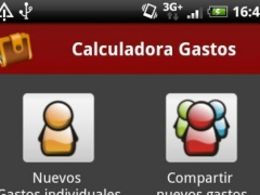 Expenses Calculator 2.2 Screenshot