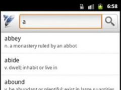 Explanatory Dictionary DEMO 1.0 Screenshot