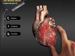 Explore the Heart in 3d 3.0 Screenshot