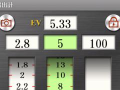 Exposure Meter 1.1 Screenshot