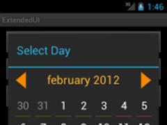 ExtendedUI 1.0 Screenshot