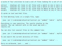 Extract 1.3 Screenshot