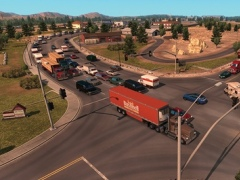 Extreme American Driver Truck Simulator Pro 1.0 Screenshot