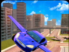 Extreme Flying Car Simulator 1.7 Screenshot