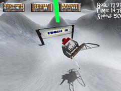 Extreme Luging 3D 3.0 Screenshot