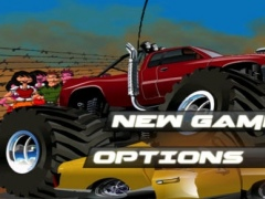 Extreme Monster Truck Drag Race - A Cool Offroad Rally Simulator 1.0 Screenshot