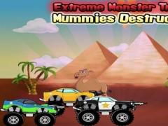 Extreme Monster Truck Mummies Destruction 1.0 Screenshot
