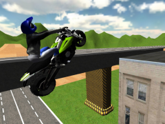 Extreme Motorbike Driving 3D 1.6 Screenshot