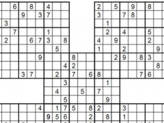 Extreme samurai sudoku 1.0 Screenshot