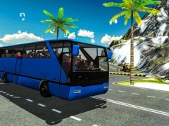 Extreme Tourist Snow Coach Bus Driver Simulator 3D 1.1 Screenshot