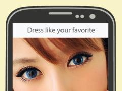 Eye Color Studio Bigeye color 1.0 Screenshot