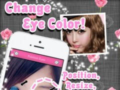 Eye Colorizer - Beautiful Colored Contact Lens With Sharingan, Vampire, Halloween And Other Photo Effects 3.2.4 Screenshot
