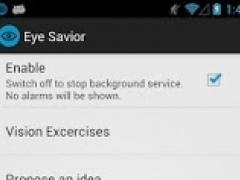 Eye Health Saver 1.0.1 Screenshot