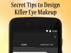Eye Makeup Design Idea 2.0 Screenshot