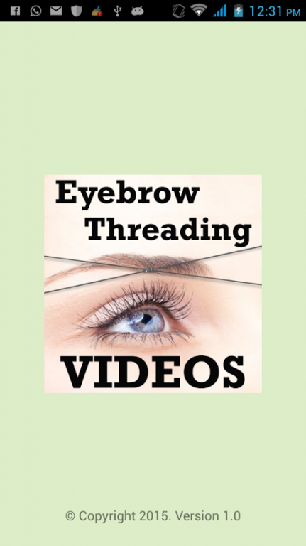 Eyebrow Threading Videos 10 Free Download