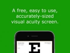 EyeChart - Vision Screening App 2.1 Screenshot