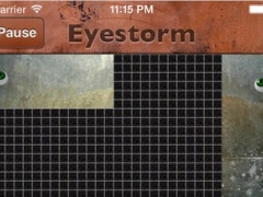 Eyestorm Lite (Jezzball clone) 1.4.3 Screenshot