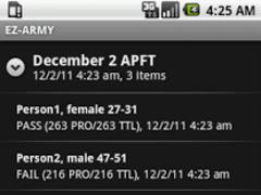 EZ-ARMY 2.0.5 Screenshot
