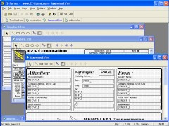 EZ-Forms Express 5.50 Screenshot