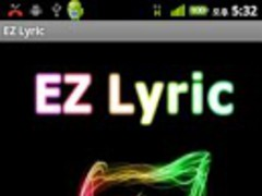 EZ Lyric(Easy view Lyric) 1.7 Screenshot