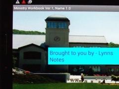 EZ Workbook 1.0 Screenshot