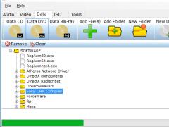 EZBurner 1.0.1.30 Screenshot