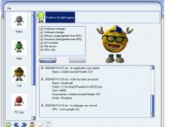 Ezidoits Log 4.1.2 Screenshot