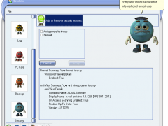 Ezidoits Security 4.1.2 Screenshot