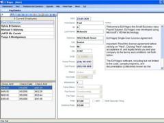 EzWagez Payroll System 3.0.0.0 Screenshot
