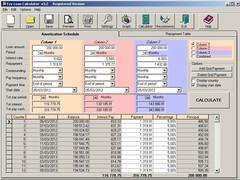 Ezy Loan Calculator 3.2 Screenshot