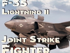 F-35 Lightning II Joint Strike Fighter - Combat Flight Simulator 1.0 Screenshot