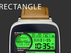 F04 WatchFace for Android Wear 6.9.2 Screenshot