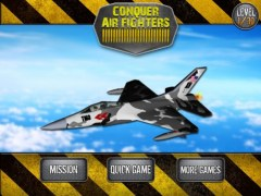 F16 Conquer Air Fighters Battle Camp Flight Simulator – War of Total Domination Wings of Glory – Dusty Jet commando for territory army defense 1.0.1 Screenshot