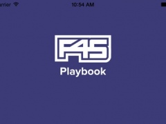 F45 Playbook 1.2.4 Screenshot