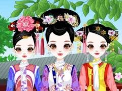 Fabulous Ancient Beauty - Chinese Fashion Princess Dress Up Free Games 1.0 Screenshot
