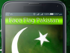 Face Flag Pakistan 1.0 Screenshot