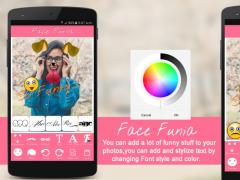 Face Funia 1.0 Screenshot