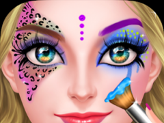 Face Paint Girl: Costume Party 1.6 Screenshot