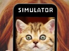 Face Scanner Cats Simulator 1.0.3 Screenshot