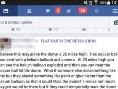 Review Screenshot - Facebook Lite, a lightweight Facebook alternative